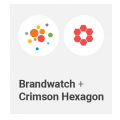Brandwatch and Crimson Hexagon