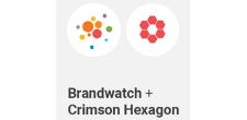 Brandwatch & Crimson Hexagon