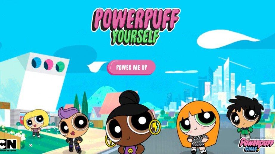powerpfuff yourself
