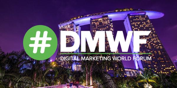 Digital Marketing World Forum | #DMWF Series